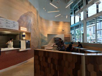 Great State Burger Order/Cubical Hallway 2