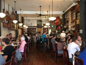 Jam Cafe Victoria Inside