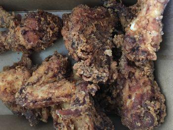 Bourbon & Bones Half Chicken Fried