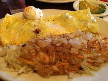 Frank's Diner Omelette