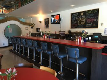 North Star Diner Bar Seating