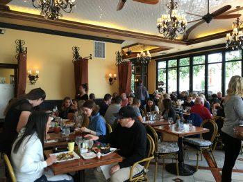 La Provence Hillsboro First Dining Area