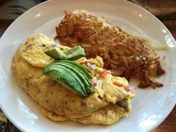 La Provence Hillsboro Chef Omelette