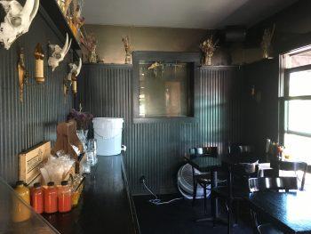 Bourbon & Bones Indoor Seating Right