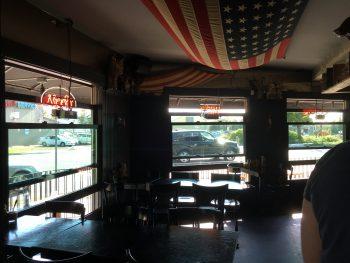 Bourbon & Bones Indoor Seating Left