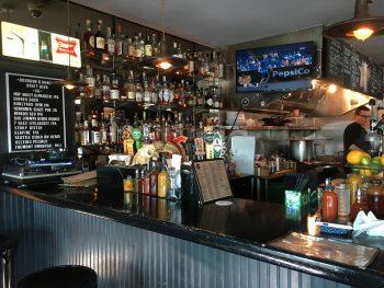 Bourbon & Bones Bar