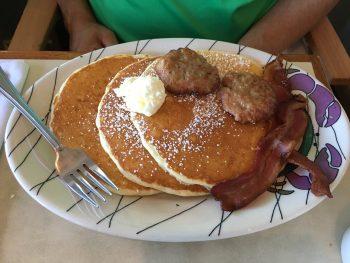 Chinook's Buttermilk Pancakes