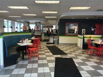 Burgerville NE Interior