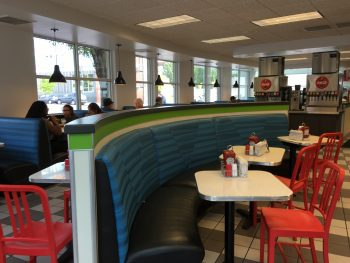 Burgerville NE Booth
