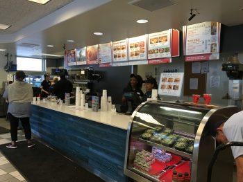 Burgerville NE Order Counter