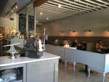 Madeline's Counter & Seating