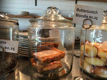Madeline's Butterscotch Blondies