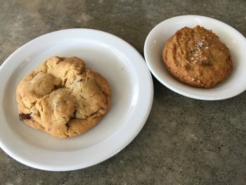 Preserve & Gather Walnut Chocolate Chip Cookie & Gluten-Free Peanut Butter Cookie