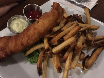 Rock and Rye Fish & Chips