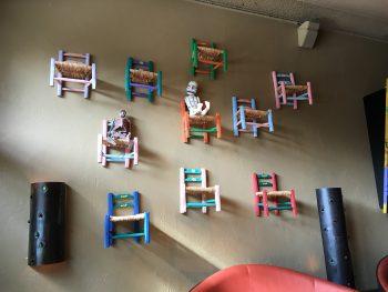 Cactus Madison Park Chair Decor