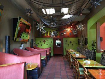 Cactus Madison Park Dining Left