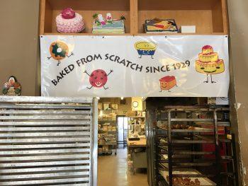 Madison Park Bakery Cute Signage
