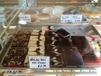 Madison Park Bakery Nanaimo Bars