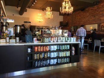 Caffe Umbria Ballard Coffee Upon Entry
