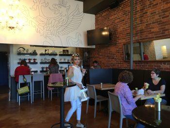 Caffe Umbria Ballard Cafe Space