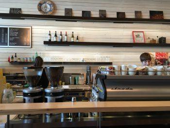 Caffe Umbria Ballard Barista Station
