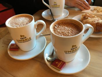 Caffe Umbria Ballard Mochas