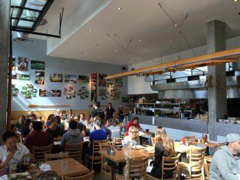Portage Bay Cafe Roosevelt Dining Room 1