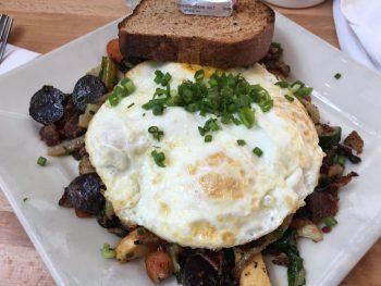 Portage Bay Cafe Roosevelt Farmer's Hash