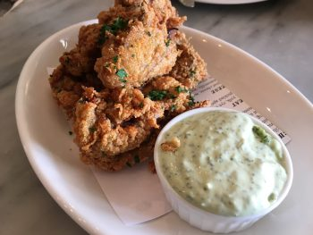 The Walrus & The Carpenter Fried Oysters 2