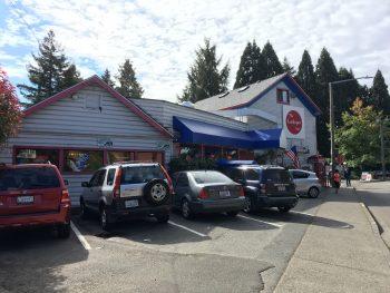 The Lockspot Cafe & Parking 2