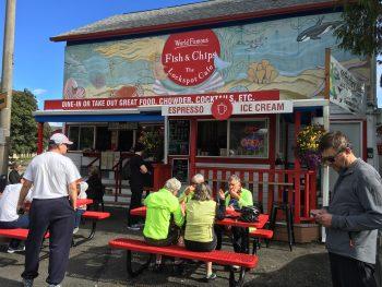 The Lockspot Cafe Patio 2