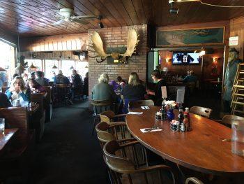 The Lockspot Cafe Dining Room 1