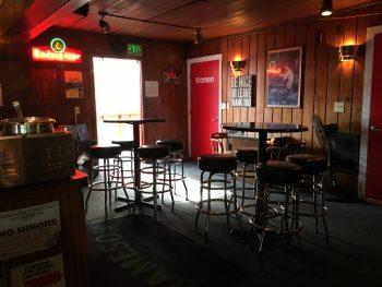 The Lockspot Cafe Dining Area 2