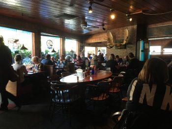 The Lockspot Cafe Dining Room 3